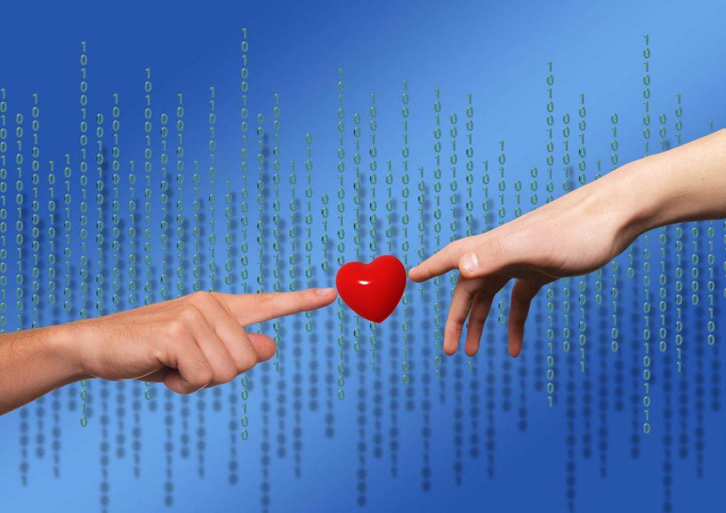amore sito web immagine